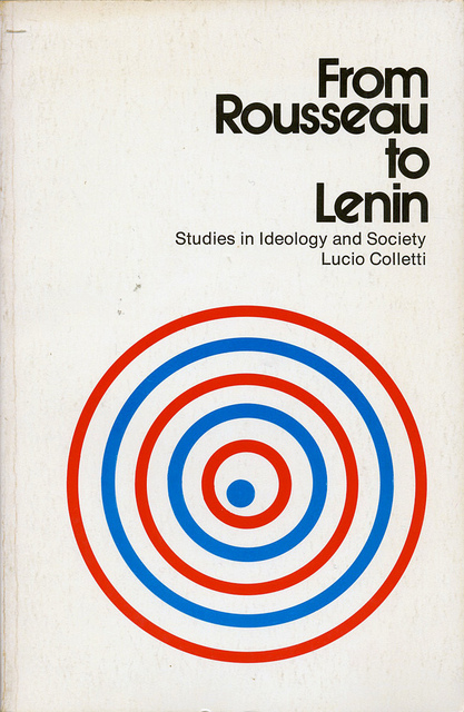 From Rousseau to Lenin book cover