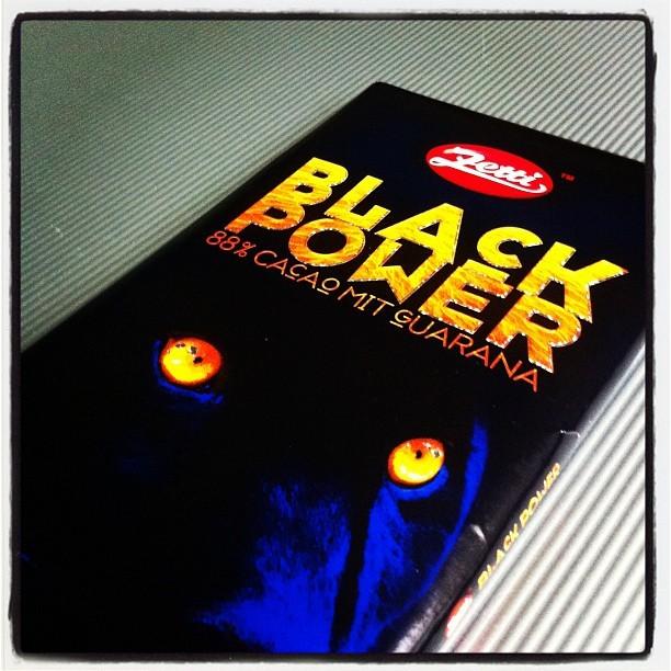 Black Power Chocolate