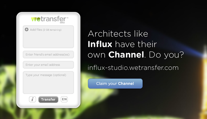 WeTransfer (2012) 1
