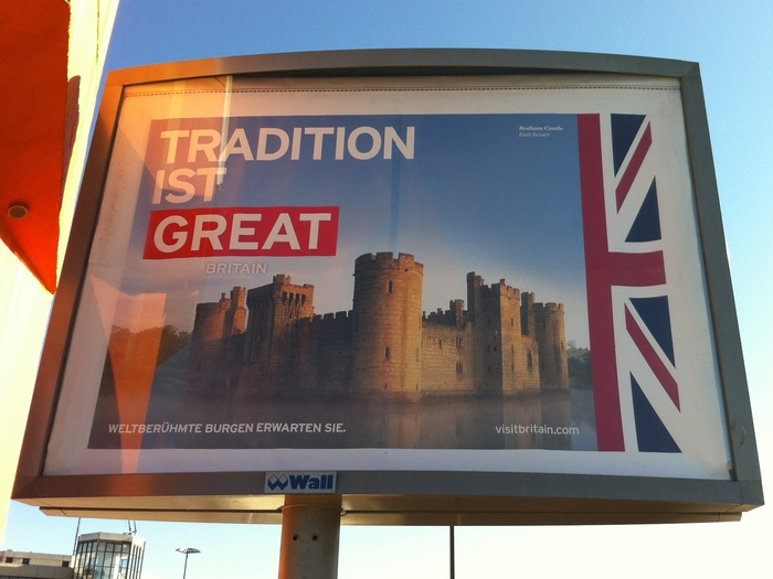 Great Britain in Germany