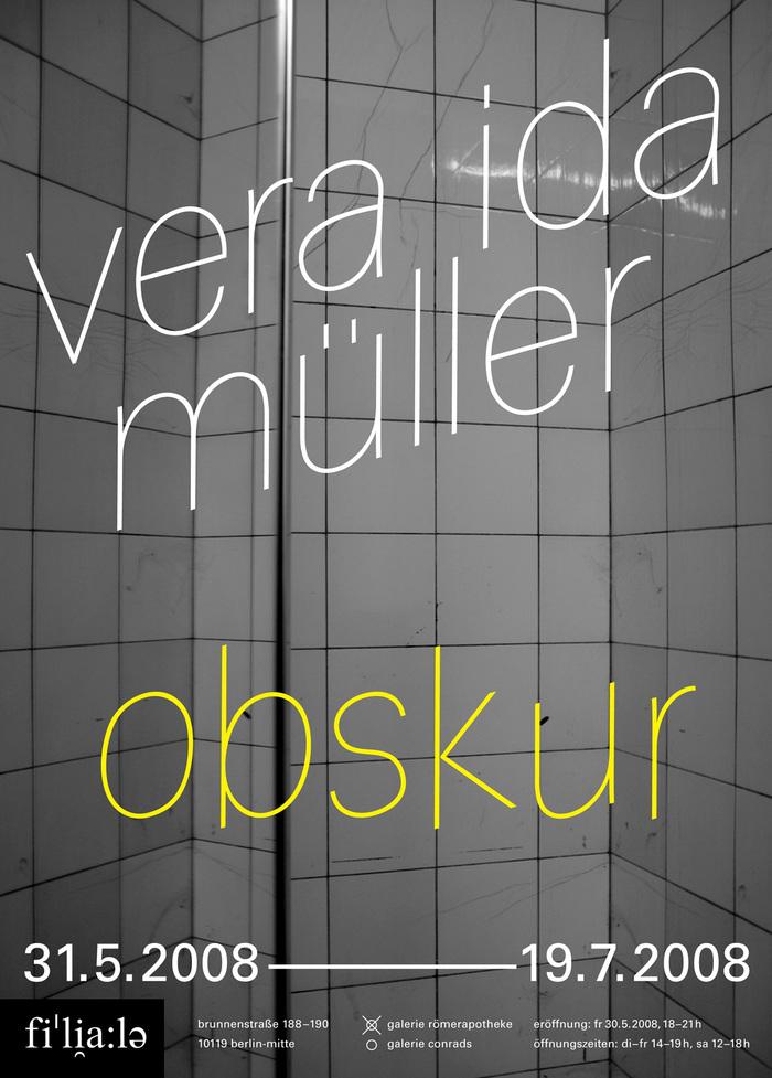 Vera Ida Müller: Obskur