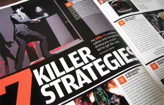 Nintendo Power Magazine, 2005 redesign 1