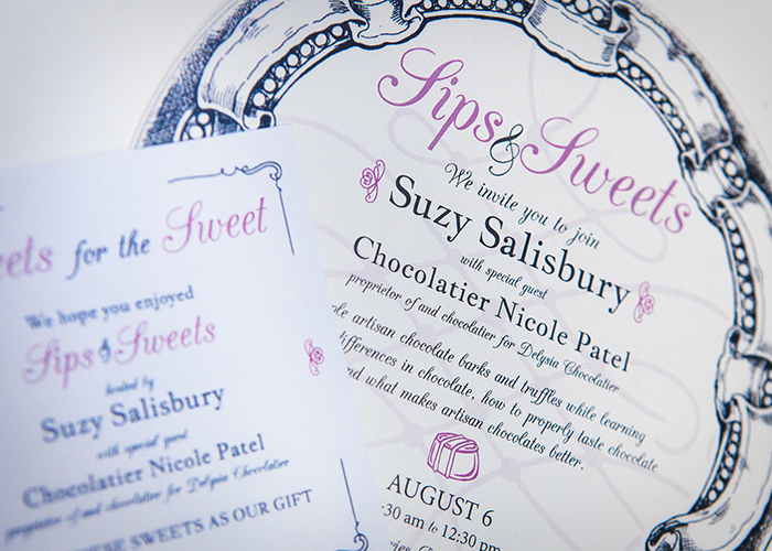 Sips & Sweets 2