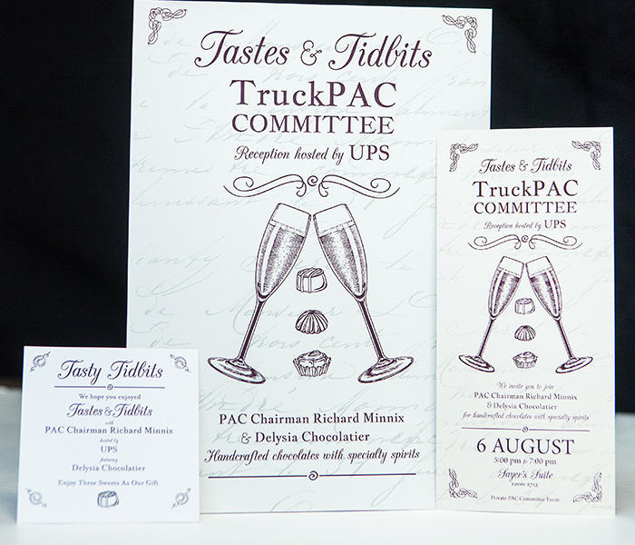 Tastes & Tidbits TruckPAC Committee 1