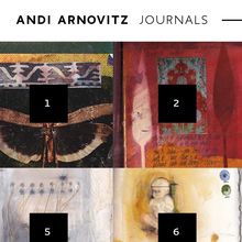 Andi Arnovitz Journals