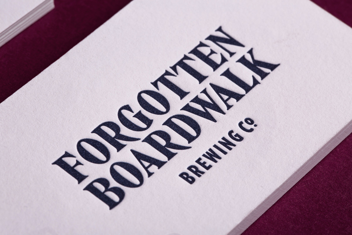 Forgotten Boardwalk Brewing Co. 1