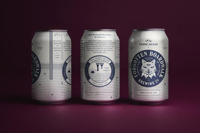 Forgotten Boardwalk Brewing Co. 3