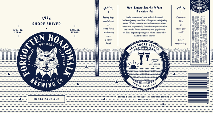 Forgotten Boardwalk Brewing Co. 4