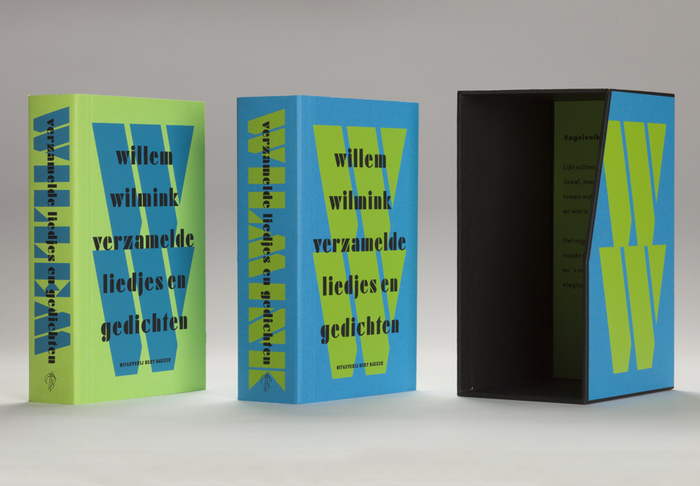 Willem Wilmink, verzamelde liedjes en gedichten 3