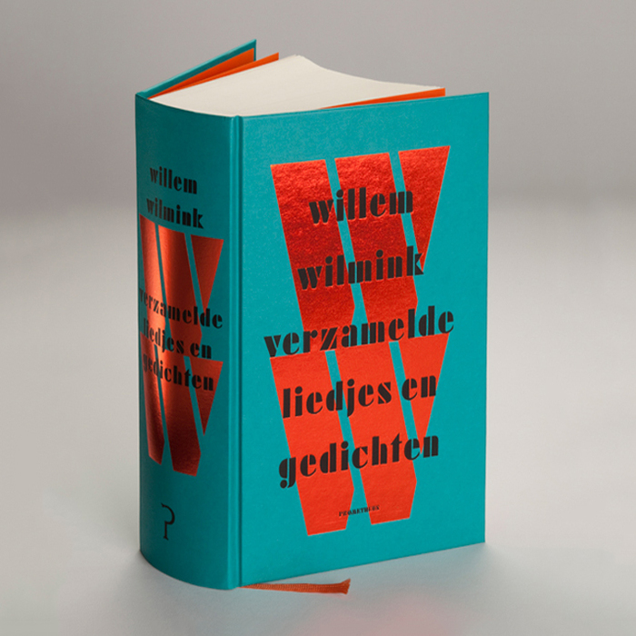 Willem Wilmink, verzamelde liedjes en gedichten 6