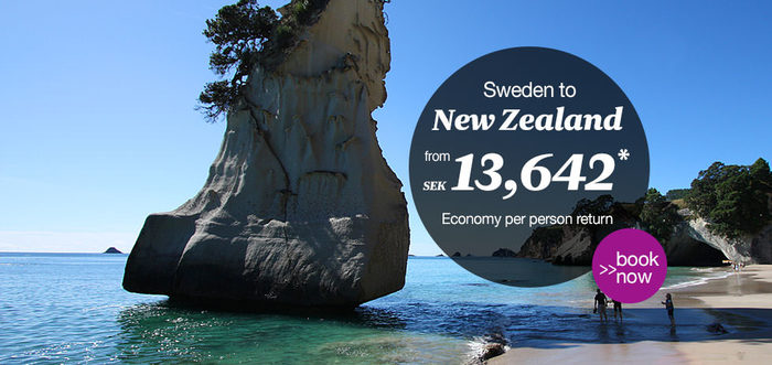 Air New Zealand web ads 1