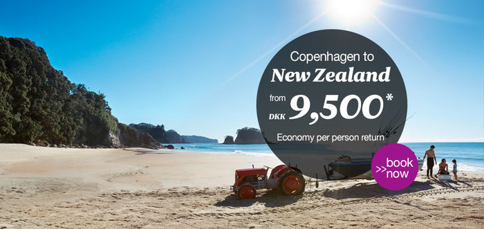 Air New Zealand web ads 2