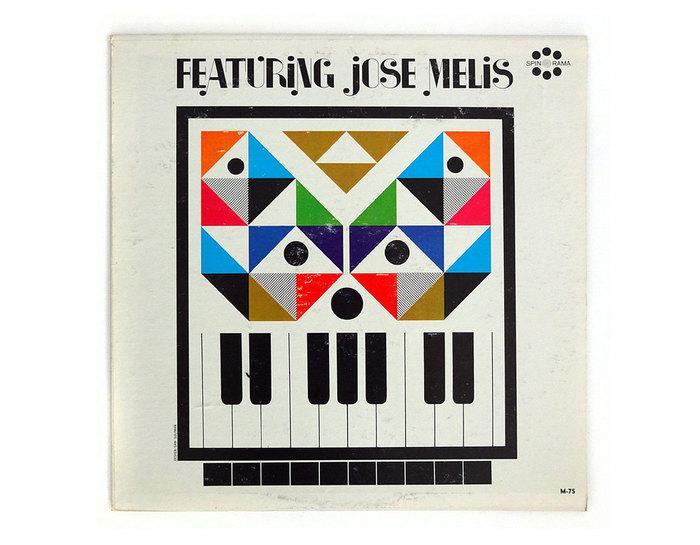 Featuring Jose Melis – José Melis 2