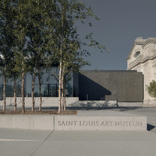 Saint Louis Art Museum Signage