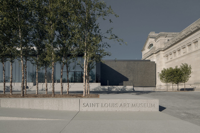 Saint Louis Art Museum Signage 1