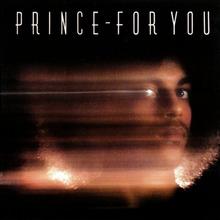 Prince – <cite>For You </cite>album art