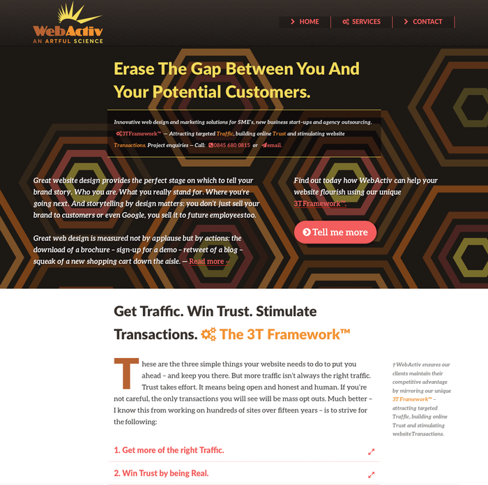 WebActiv Technologies 2