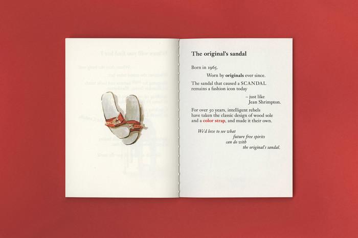 The Original's Sandal, Dr. Scholl's 6