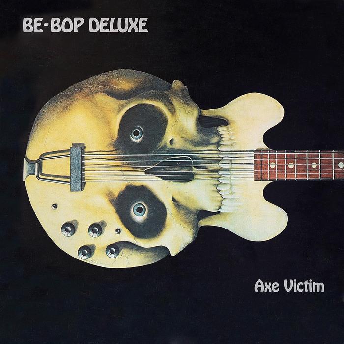 Be-Bop Deluxe – Axe Victim album art