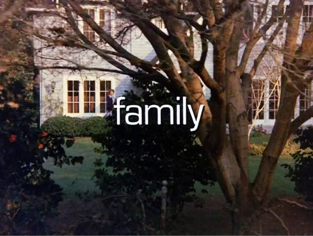Family TV series, 1976–1980 1