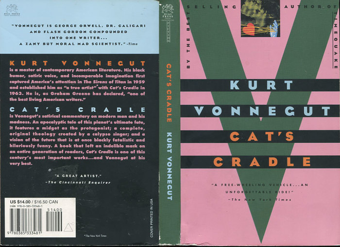 Dial Press Kurt Vonnegut paperback series (1998–99) 2