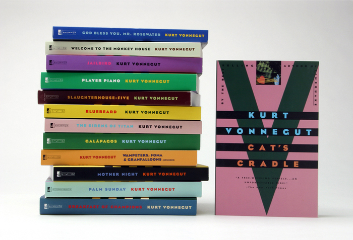 Dial Press Kurt Vonnegut paperback series (1998–99) 1