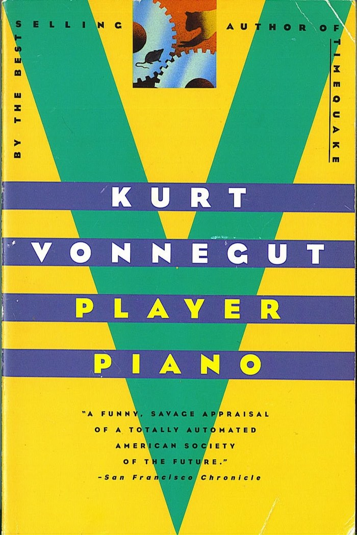 Dial Press Kurt Vonnegut paperback series (1998–99) 4