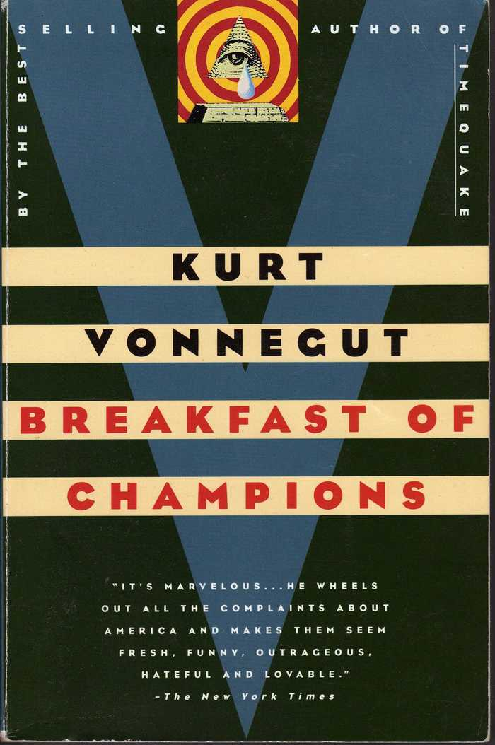 Dial Press Kurt Vonnegut paperback series (1998–99) 3