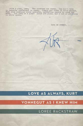Love as Always, Kurt: Vonnegut as I Knew Him 1