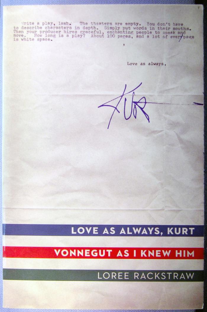 Love as Always, Kurt: Vonnegut as I Knew Him 2