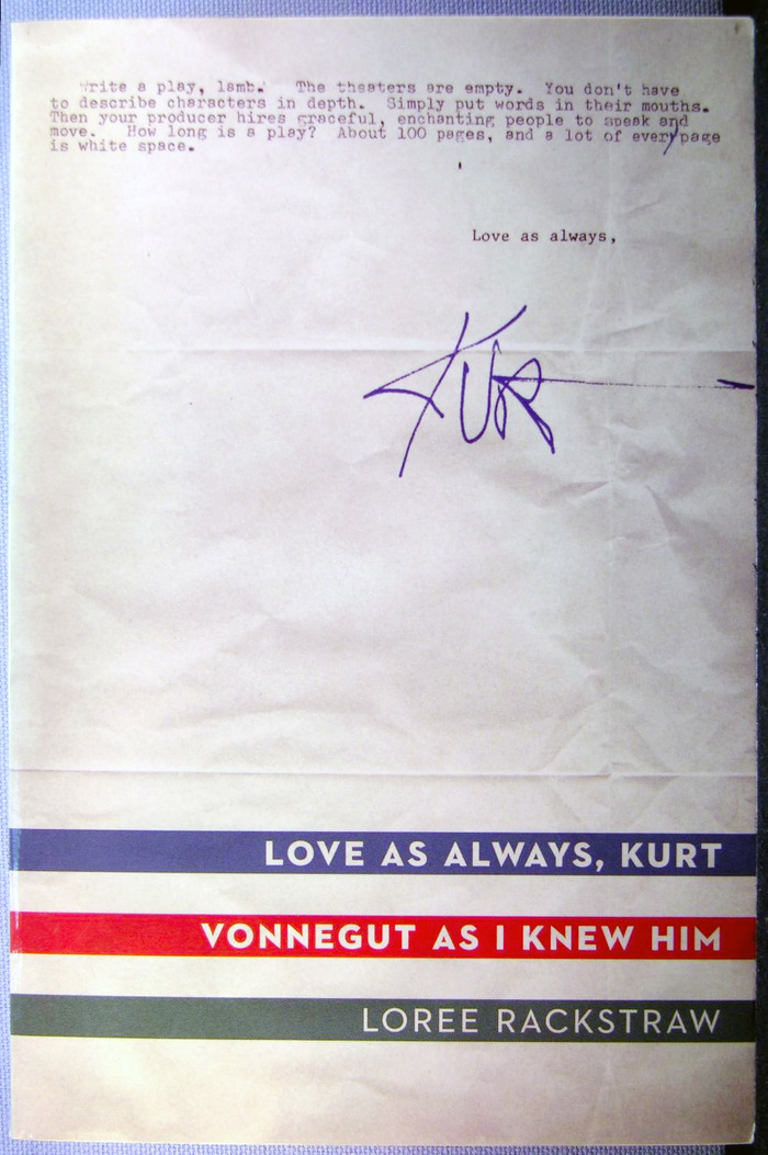 Love as Always, Kurt: Vonnegut as I Knew Him 2