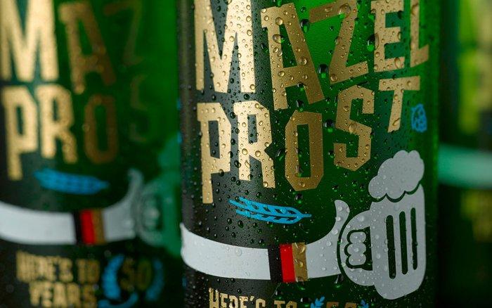 Mazelprost beer 1