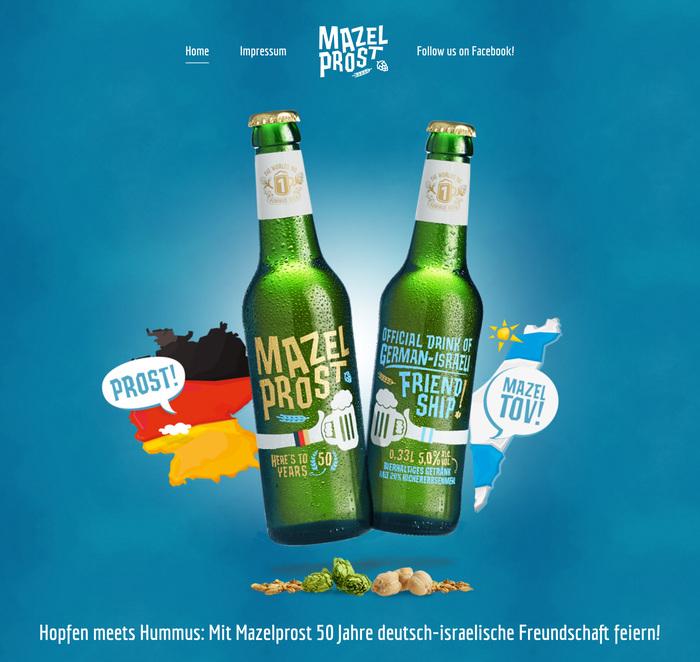 Mazelprost beer 6