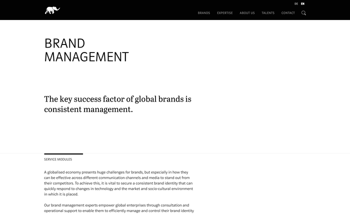 Peter Schmidt Group website 4