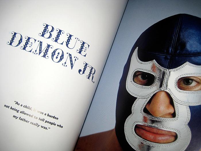 Lucha Loco trade paperback edition 3