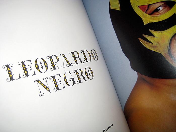 Lucha Loco trade paperback edition 4