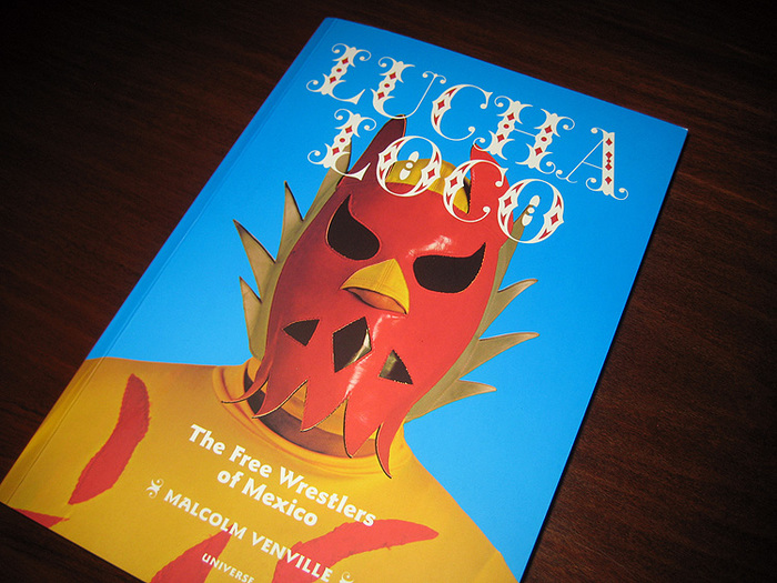 Lucha Loco trade paperback edition 1