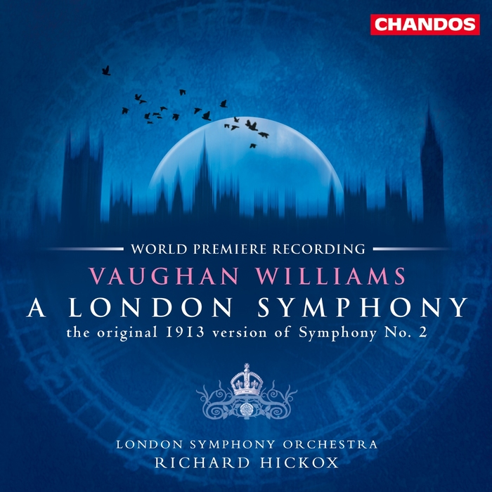 A London Symphony by Vaughan Williams, Chandos 1
