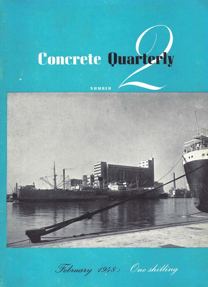 Concrete Quarterly, No. 2 1