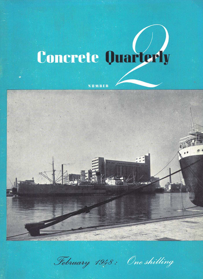 Concrete Quarterly, No. 2 1