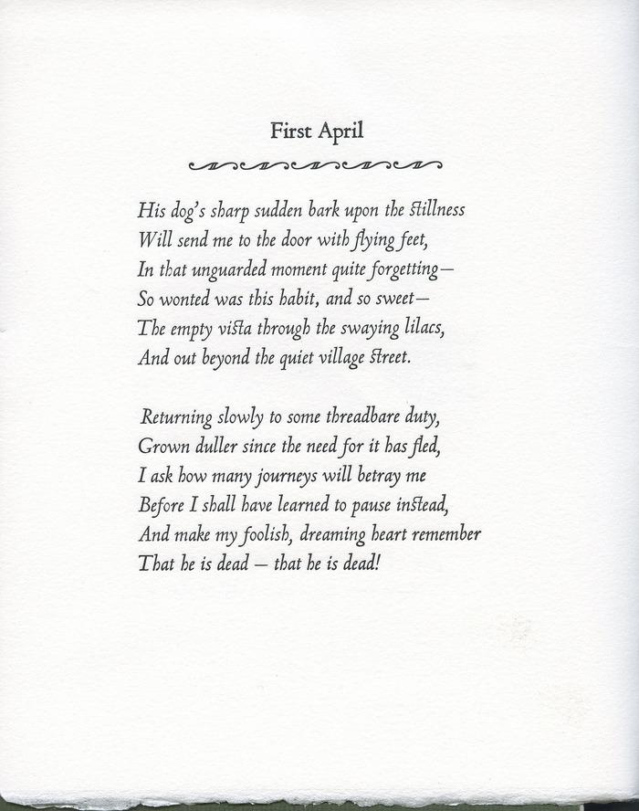 Desert Poems by Ada Hastings Hedges 3