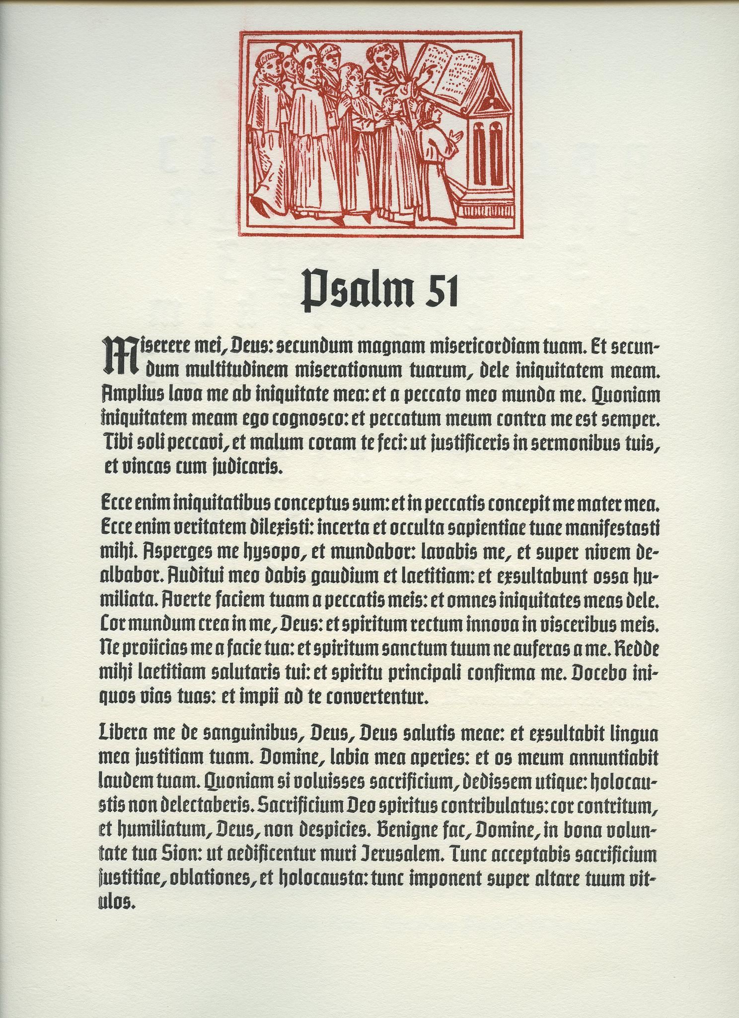 ATF Keepsake 2012: Psalm 51 - Fonts In Use