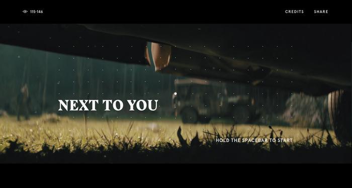 An Deiner Seite by Kontra K interactive music video 1
