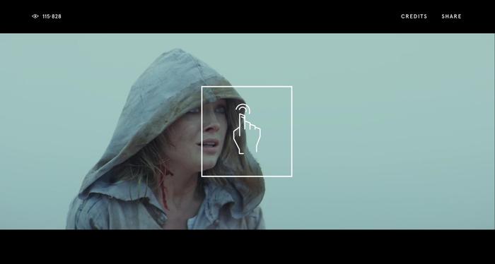 An Deiner Seite by Kontra K interactive music video 2