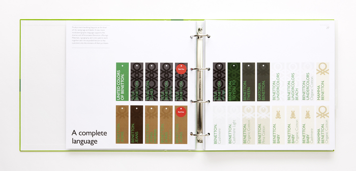 Benetton identity redesign 3