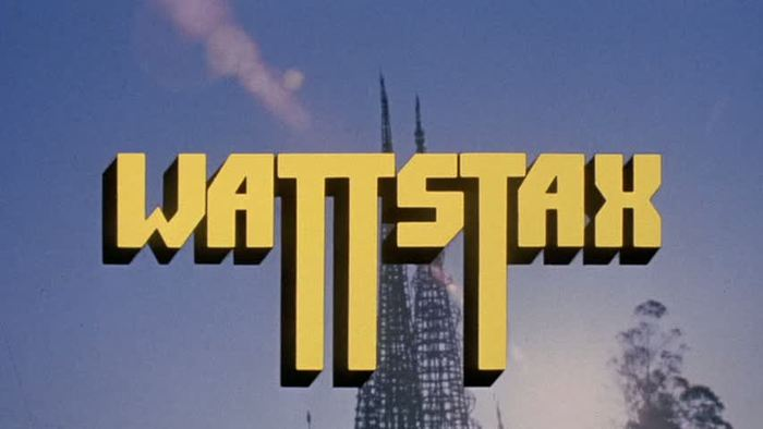 Wattstax concert/album/film 1
