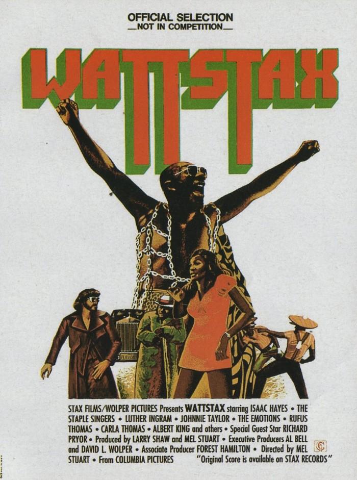 Wattstax concert/album/film 5