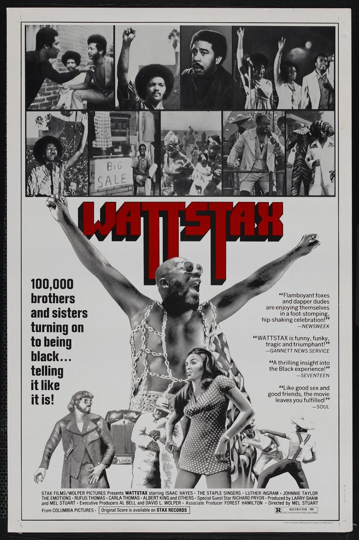 Wattstax concert/album/film 6
