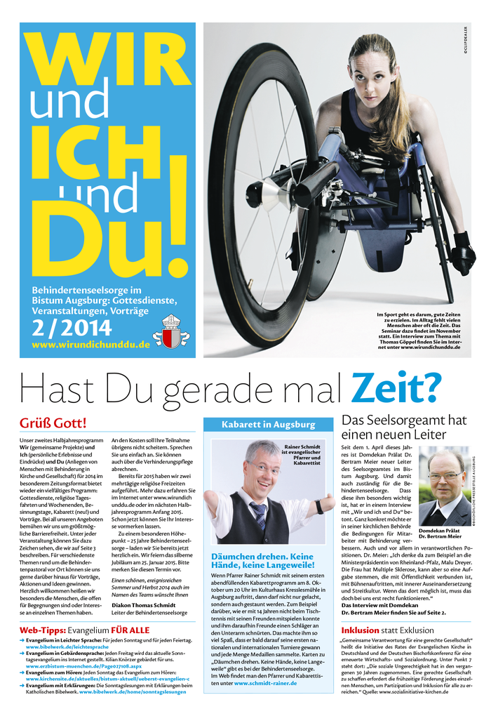 Front page of issue 2/2014