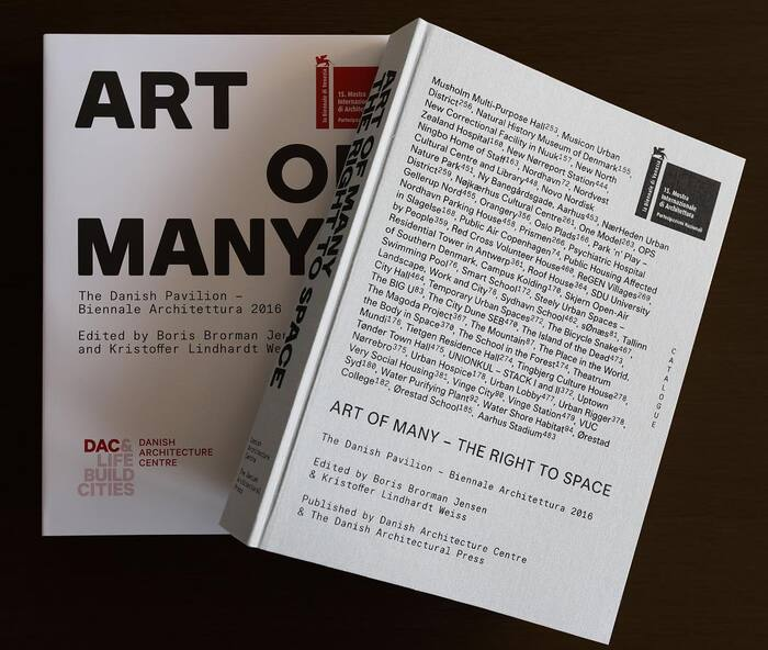 Art Of Many – The Right To Space, Danish Pavilion 2016